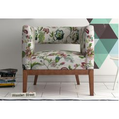 Wolper Lounge Chair (Rose Vineyard)