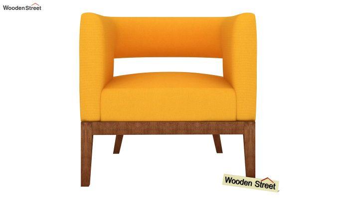 Wolper Lounge Chair (Yellow Blush)-3