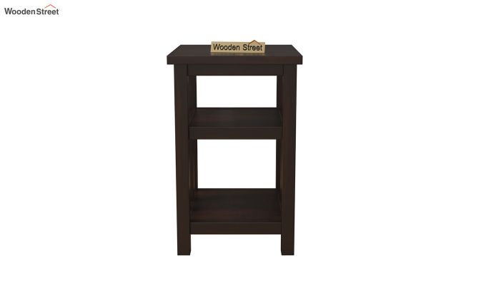 Alden Magazine Rack (Walnut Finish)-3