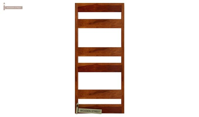 Alnus Magazine Rack (Honey Finish)-4