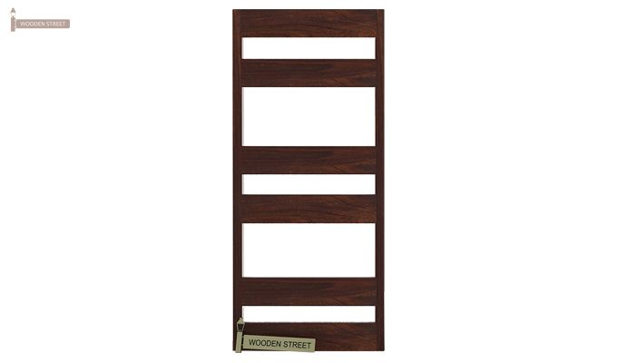 Alnus Magazine Rack (Walnut Finish)-4