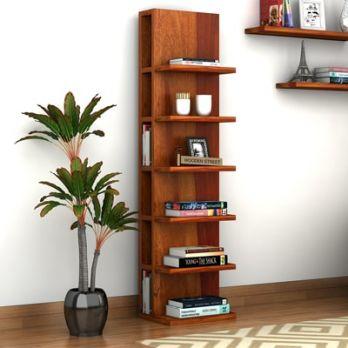 Shop Amazing Wooden Magazine Racks Online in Bangalore