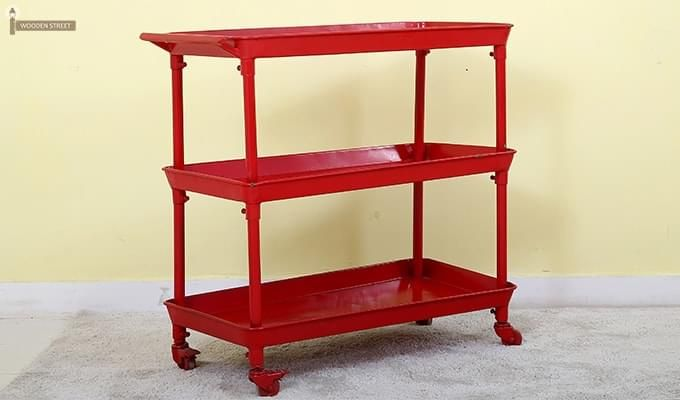 Fay Magazine Rack (Red)-2
