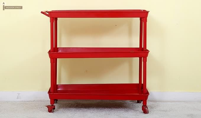Fay Magazine Rack (Red)-3