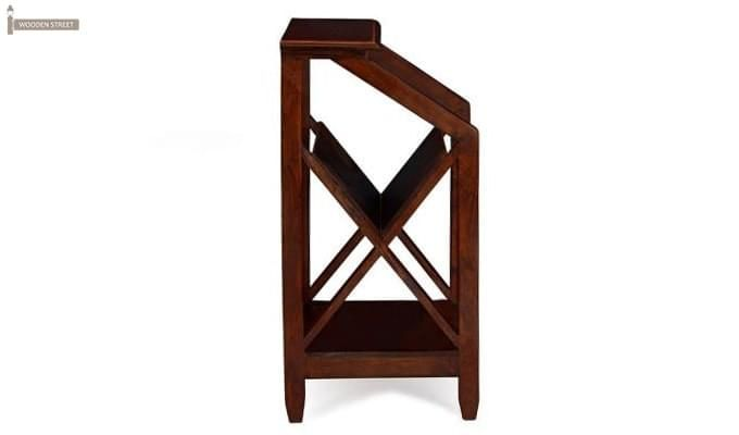 Gibson Magazine Rack (Walnut Finish)-3