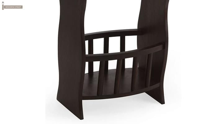 Kiwi Magazine Rack (Mahogany Finish)-4