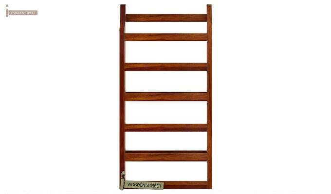 Sonja Magazine Rack (Honey Finish)-5