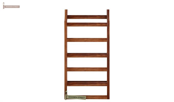 Sonja Magazine Rack (Teak Finish)-4