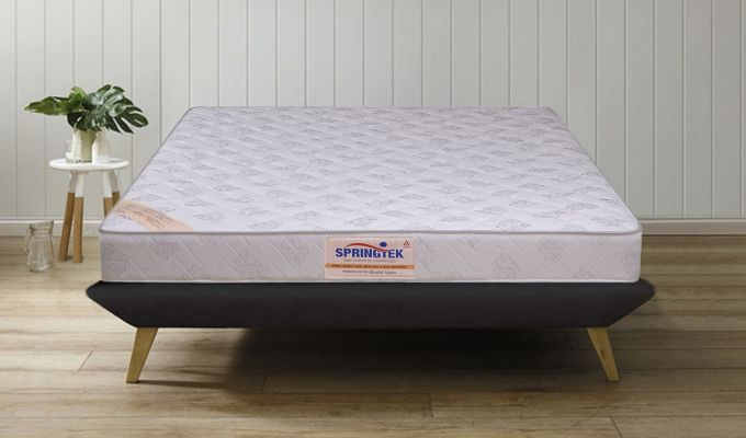 Dreamer Bonnell Spring Mattress (8 inch, King, 72 x 72)-1