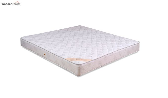 Dreamer Bonnell Spring Mattress (8 inch, King, 72 x 72)-2