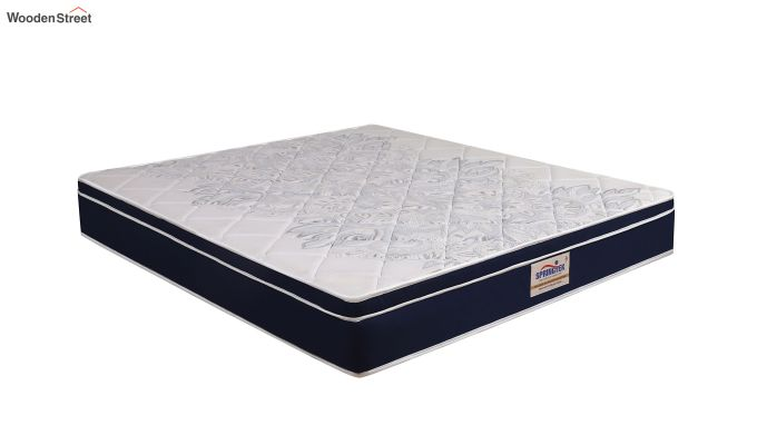 Euro Top Luxe Memory Foam Pocket Spring Mattress (10 inch, Single, 78 x 36)-3