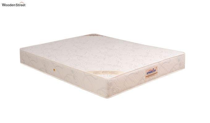 Memory Foam Bonded Foam Orthopaedic Mattress (4 inch, Queen, 72 x 60)-2