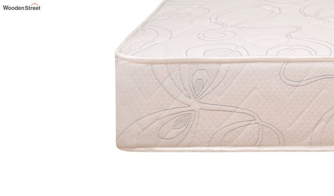 Memory Foam Bonded Foam Orthopaedic Mattress (4 inch, Queen, 72 x 60)-3