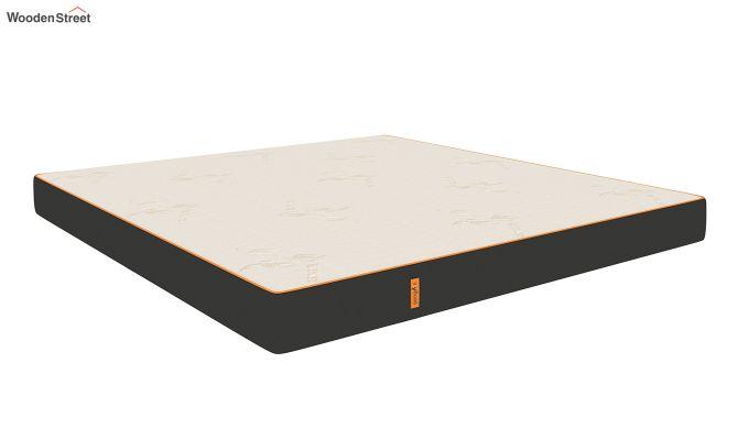 Penguin Eris 6 inch  Memory Foam  Mattress (King Size,Steel Grey)-2