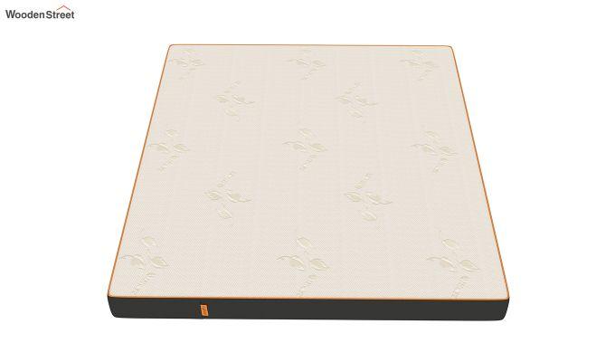 Penguin Eris 6 inch  Memory Foam  Mattress (King Size,Steel Grey)-3