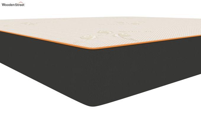 Penguin Eris 6 inch  Memory Foam  Mattress (King Size,Steel Grey)-4