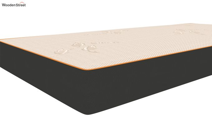 Penguin Eris 6 inch  Memory Foam  Mattress (Steel Grey)-3