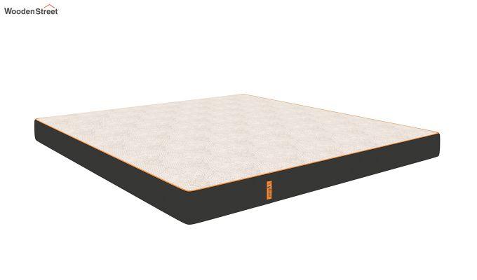Penguin Fall 5 inch Soft Foam Queen Size Luxury Mattress (Queen Size,Steel Grey)-2