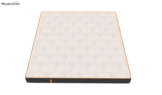 Penguin Fall 5 inch Soft Foam Queen Size Luxury Mattress (Queen Size,Steel Grey)-3