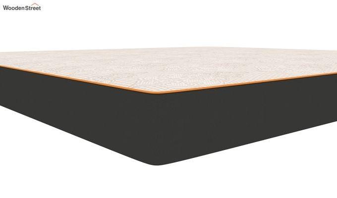 Penguin Fall 5 inch Soft Foam Queen Size Luxury Mattress (Queen Size,Steel Grey)-4
