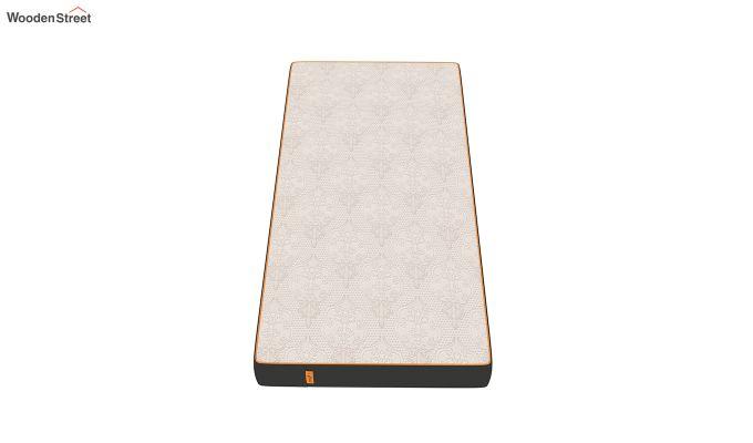 Penguin Fall 6 inch Soft Memory Foam Single Size Luxury Mattress (Steel Grey)-2