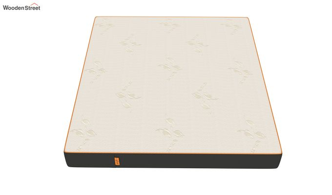 Penguin Orth 8 inch Dual Luxury Mattress (King Size,Steel Grey)-3