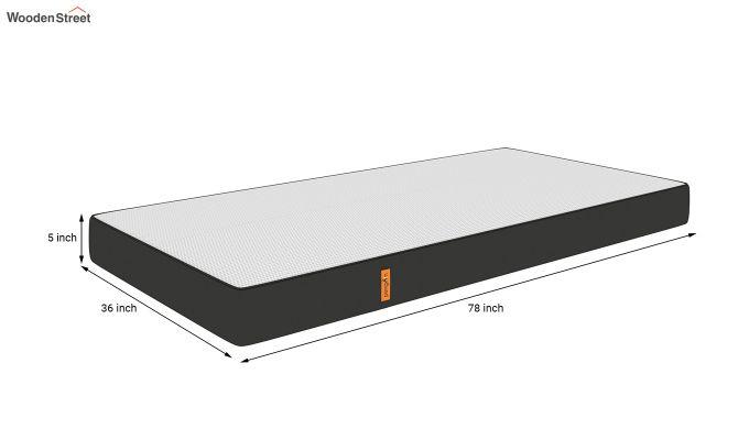 Penguin Ortho-Memory Mattress (5 inch, Single, 78 x 36)-7