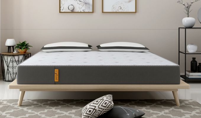 Penguin Ortho-Memory Mattress (8 inch, King Size, 75 x 72)-2