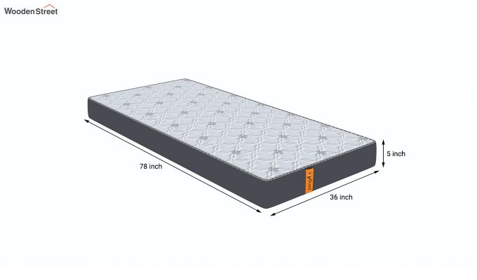 Penguin Ortho-Memory Mattress (5 inch, Single, 78 x 36)-8