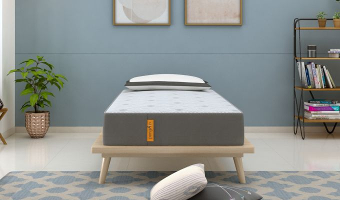 Penguin Ortho-Memory Mattress (8 inch, Single, 78 x 36)-2