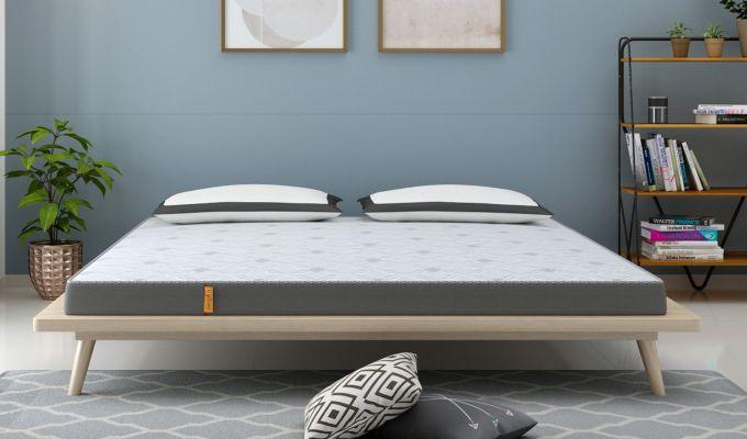 Penguin Ultra Comfort Mattress (4 inch, King Size, 75 x 72)-1