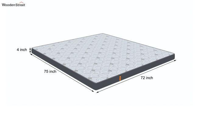 Penguin Ultra Comfort Mattress (4 inch, King Size, 75 x 72)-8