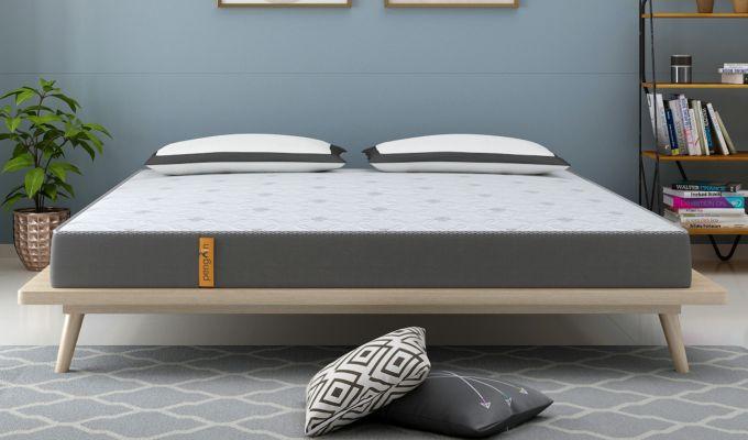 Penguin Ultra Comfort Mattress (5 inch, King Size, 72 x 72)-1