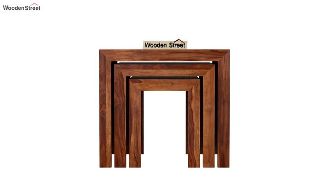 Arie Nest of Tables (Teak Finish)-3
