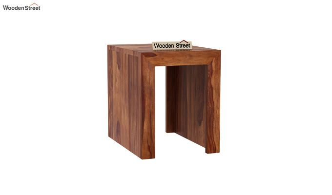 Arie Nest of Tables (Teak Finish)-7