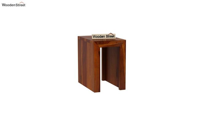 Axar Nest Of Tables (Honey Finish)-7