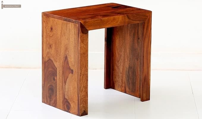 Axar Nest Of Tables (Honey Finish)-4