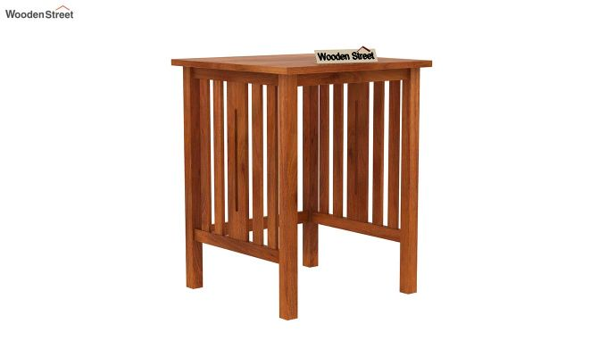 Ayotte Nest of Tables (Honey Finish)-5
