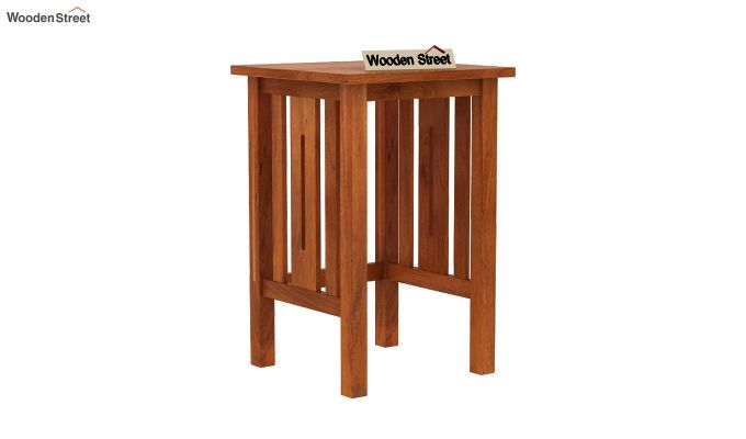 Ayotte Nest of Tables (Honey Finish)-6