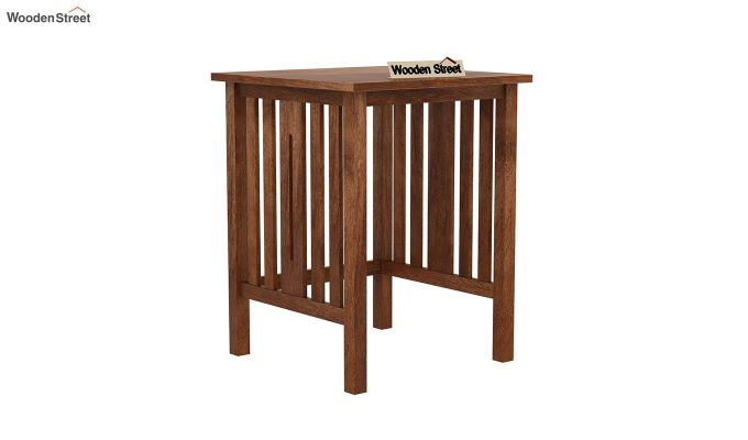 Ayotte Nest of Tables (Teak Finish)-5