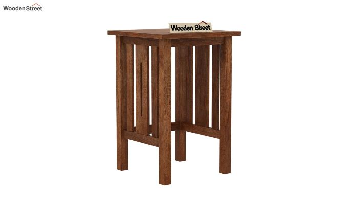 Ayotte Nest of Tables (Teak Finish)-6