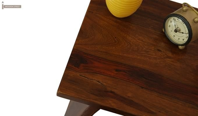 Flux Nest Of Tables (Mahogany Finish)-6