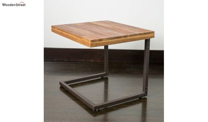 Hauritz Nest Of Tables (Teak Finish)-3