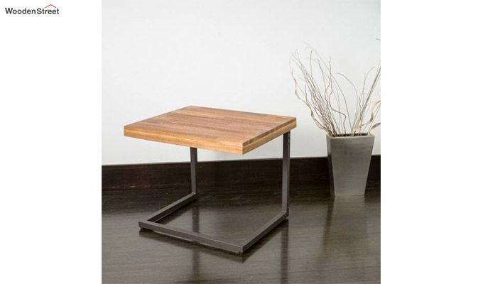 Hauritz Nest Of Tables (Teak Finish)-6