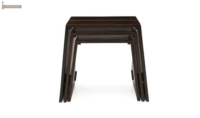 Lauther Nest Of Tables (Mahogany Finish)-5