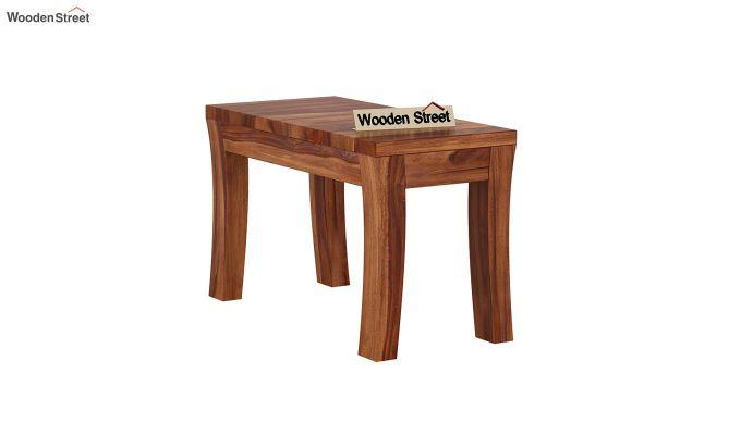 Lemna Nest Of Tables (Teak Finish)-7
