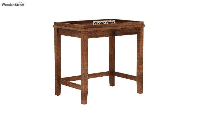 Lohana Nest of Tables (Teak Finish)-6
