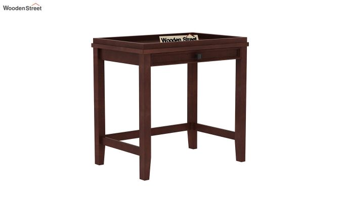 Lohana Nest of Tables (Walnut Finish)-6