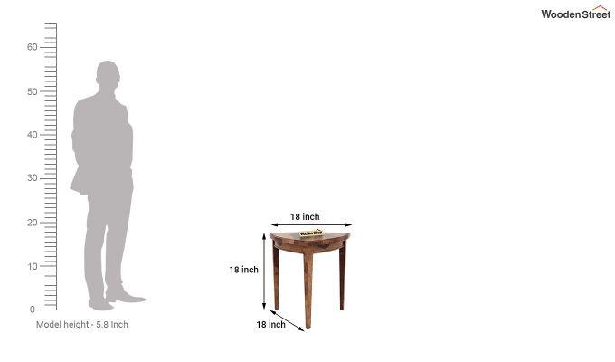 Mason Nest of Tables (Teak Finish)-7