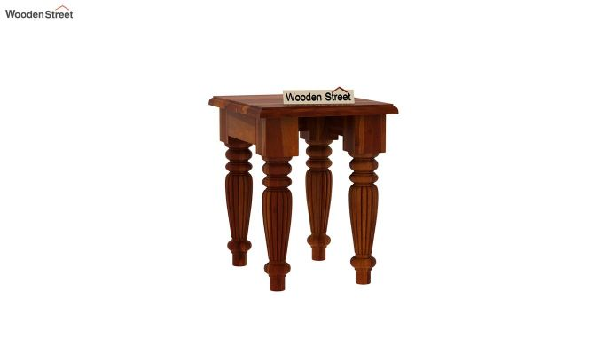 Mccoy Nest Of Tables (Honey Finish)-7